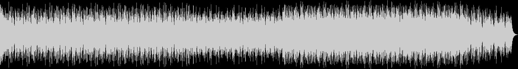 退廃的なピアノループバラードの未再生の波形