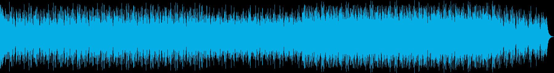 退廃的なピアノループバラードの再生済みの波形