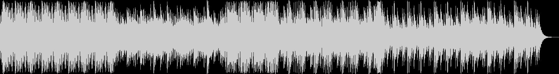 和風のゆったりとした琴と笛(ver2)の未再生の波形
