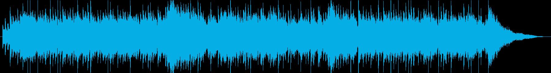 Calm Japanese Songの再生済みの波形