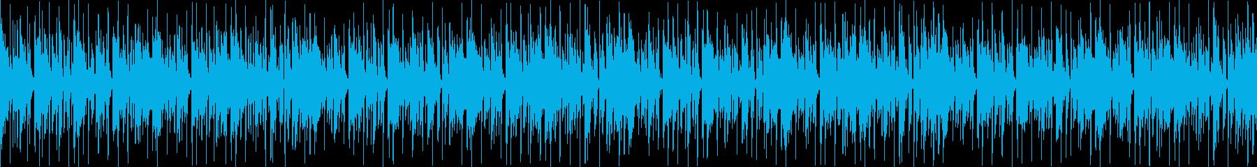 大人な雰囲気/ジャズ ハウス 【ループ】の再生済みの波形
