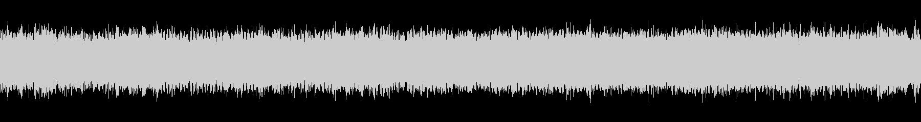 ループ 和風オーケストラのバトルBGMの未再生の波形