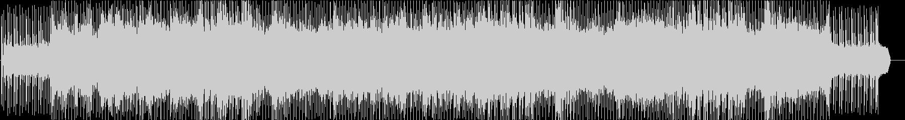 シューティング戦闘曲 SKY HIGH2の未再生の波形