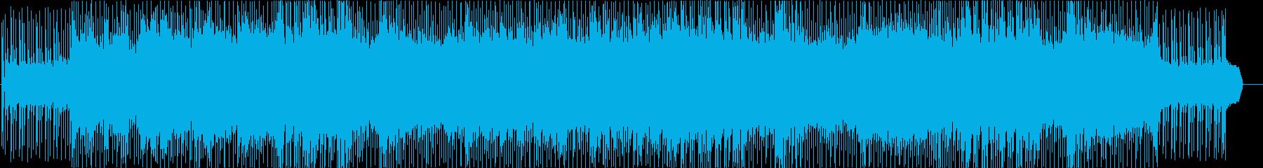 シューティング戦闘曲 SKY HIGH2の再生済みの波形