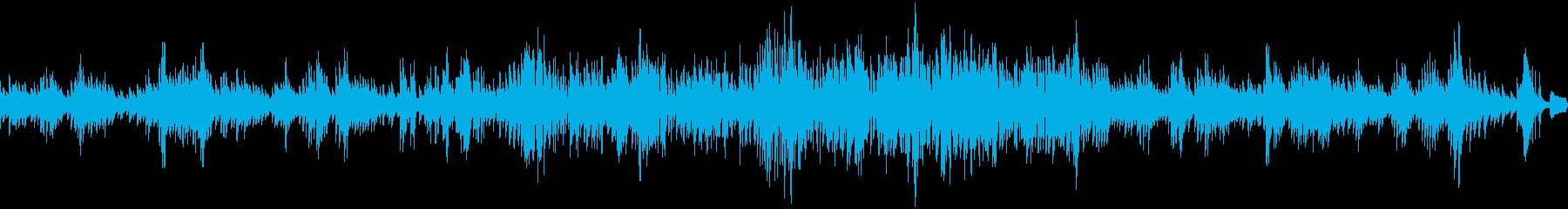 ジャズ センチメンタル 感情的 バ...の再生済みの波形