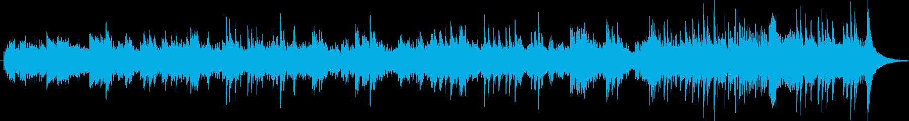 室内楽 不思議 奇妙 ピアノの再生済みの波形