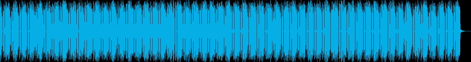 Cartoon お洒落 ハイテク ...の再生済みの波形