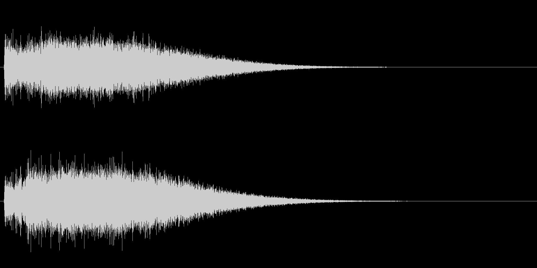Dark_Attack-07の未再生の波形