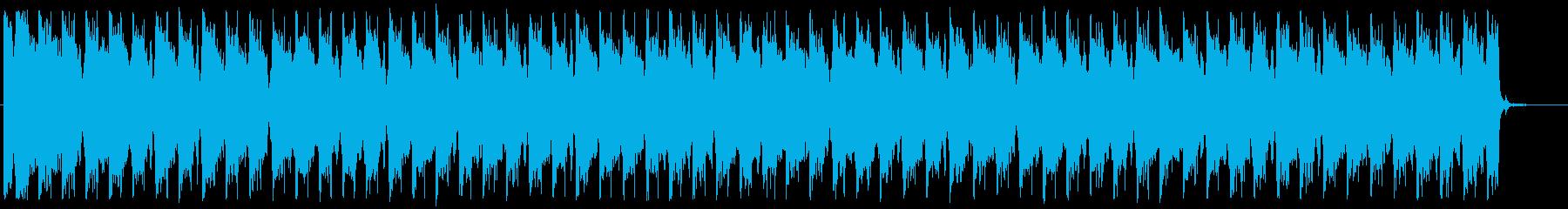 キラキラしたエレクトロ_No645_4の再生済みの波形