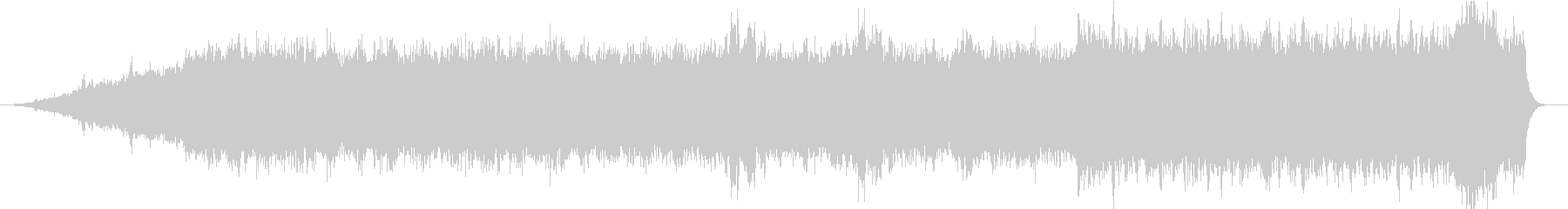 キンモクセイ-メロトロン・クワイアの未再生の波形
