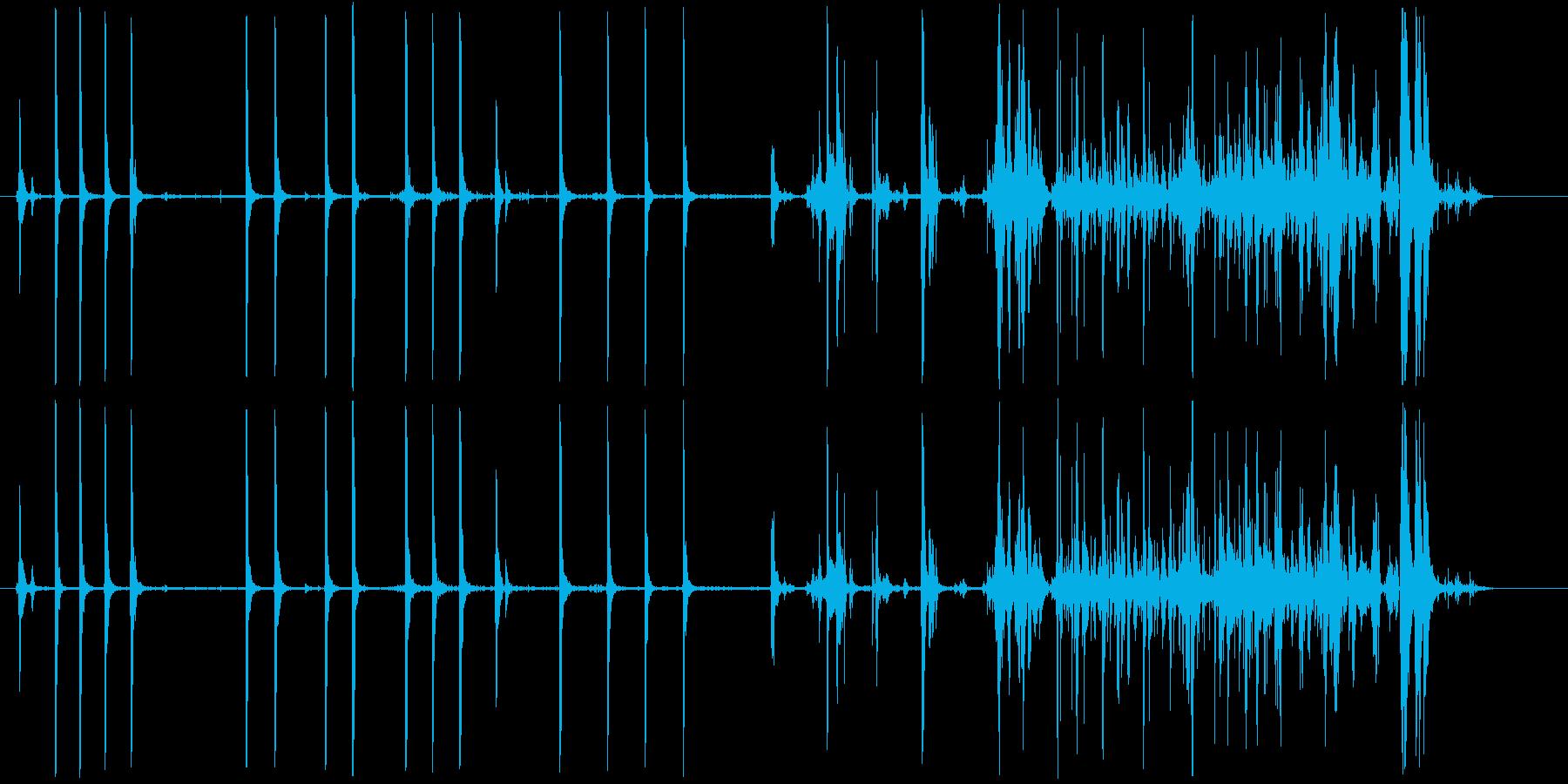 バレルメーカー01;バレルメーカー...の再生済みの波形