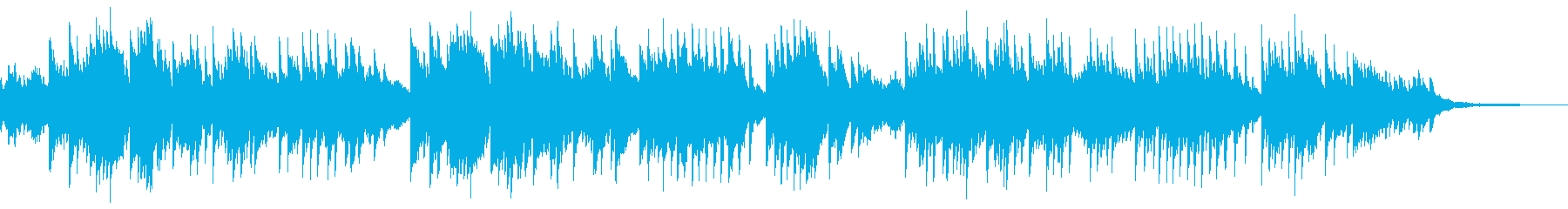 ピアノソロ バラードの再生済みの波形