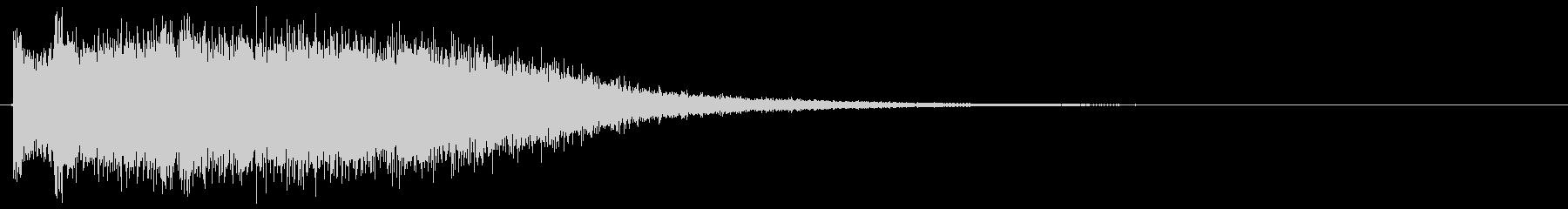 エナジードレイン エネルギー系の音 魔法の未再生の波形