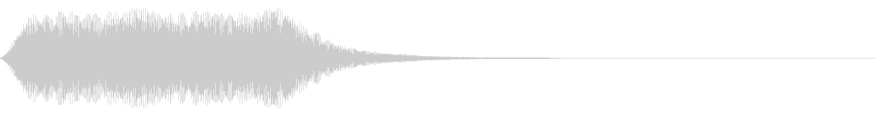 フワーンの未再生の波形