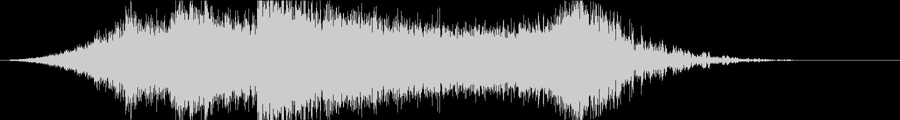 シネマトレーラー1MIDDLE_Sの未再生の波形