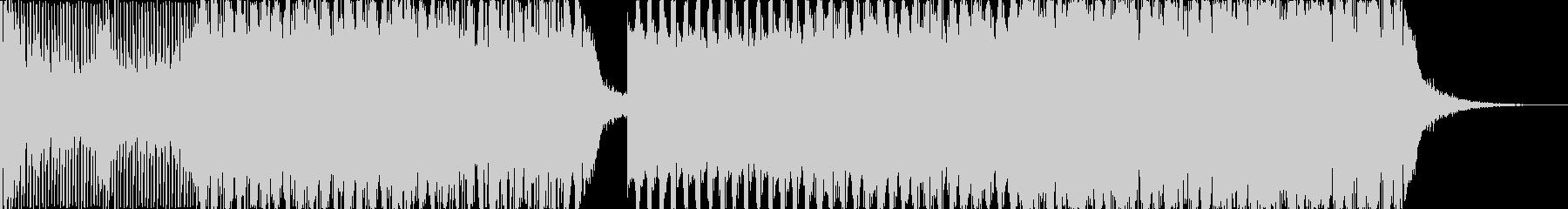 エレクトロニック サスペンス アク...の未再生の波形
