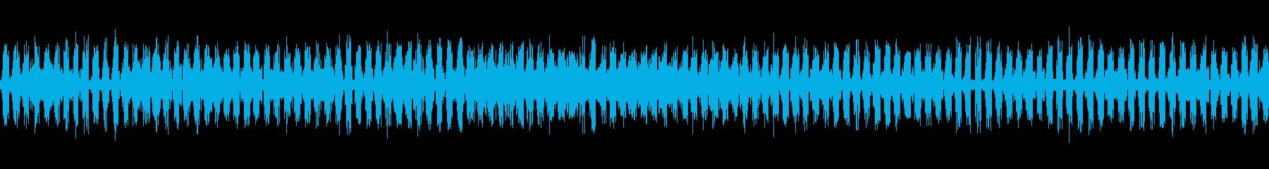 【生録音】ループで使える秋の虫の声 10の再生済みの波形