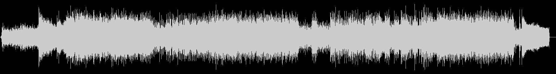 Duelistの未再生の波形