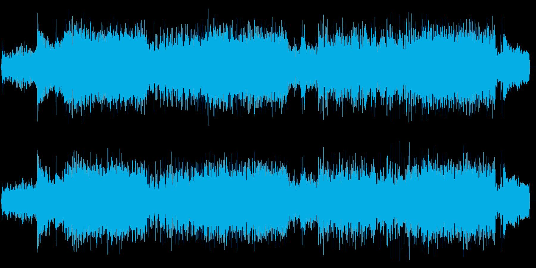 Duelistの再生済みの波形