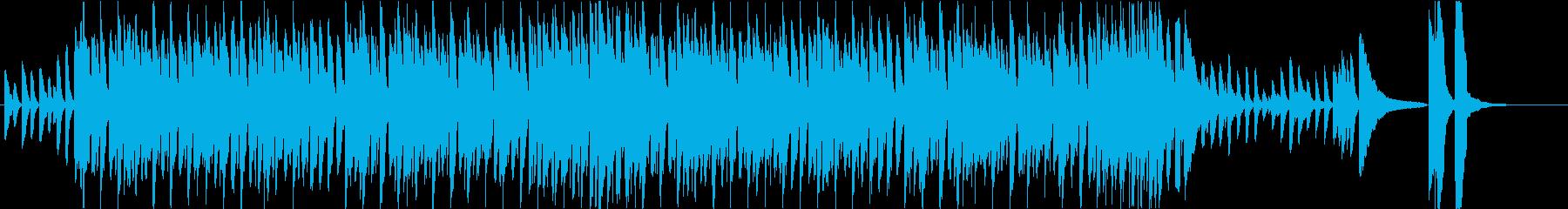 明るく爽やか料理番組風ピアノ(短縮版)の再生済みの波形