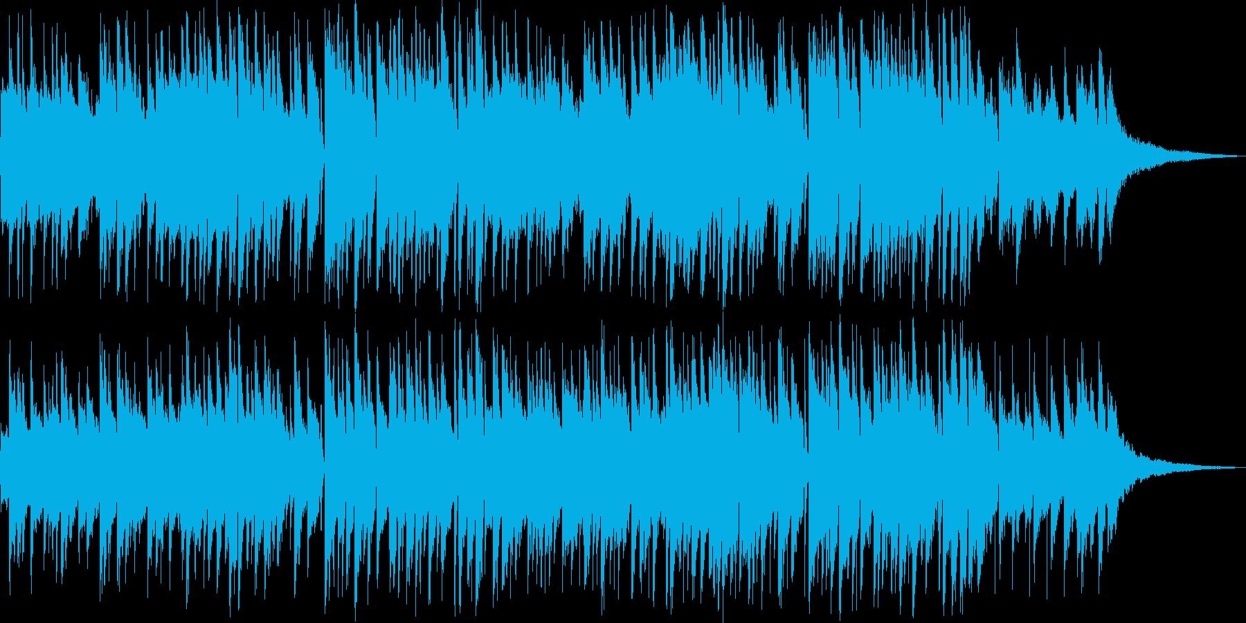 秋の旅館をイメージした曲です。の再生済みの波形