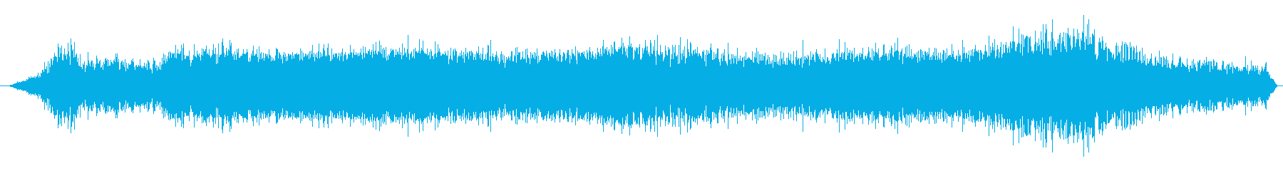 トラック ウラル4320低速加速01の再生済みの波形