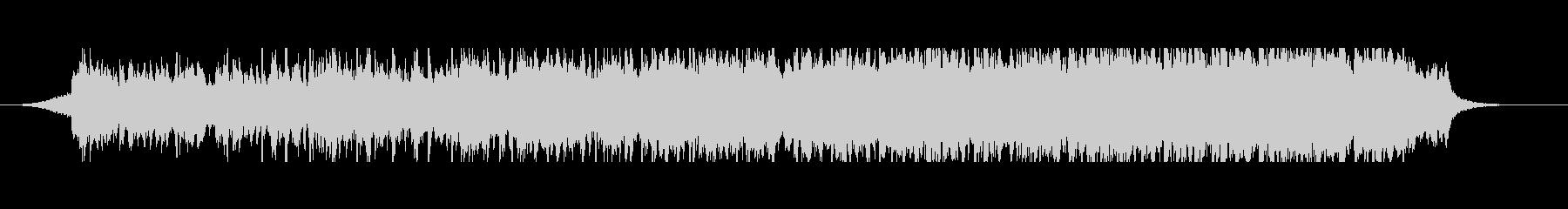 プリンスオブペルシャ(60秒)の未再生の波形