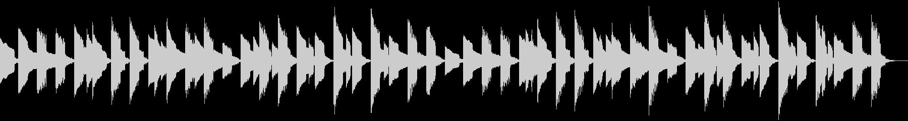 サッカーの有名な応援曲 ファミコンの未再生の波形