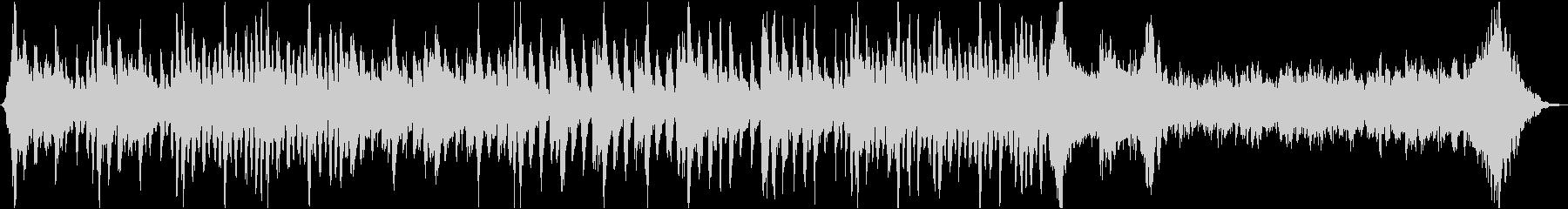 現代的 交響曲 室内楽 エレクトロ...の未再生の波形
