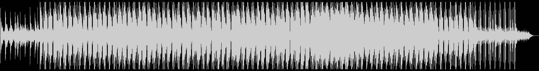 ジャジーなLo-Fi アナログノイズ有りの未再生の波形