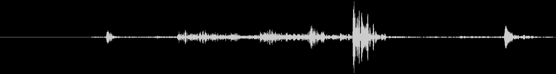 GmキャデラックCts:Int:カ...の未再生の波形