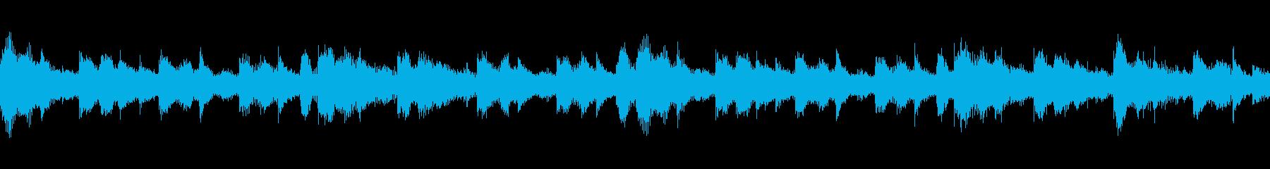 ベル、チャイム、グロッケンシュピー...の再生済みの波形