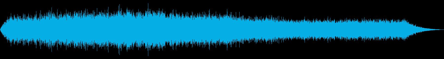 THY低アンビエントトーンと重いピ...の再生済みの波形
