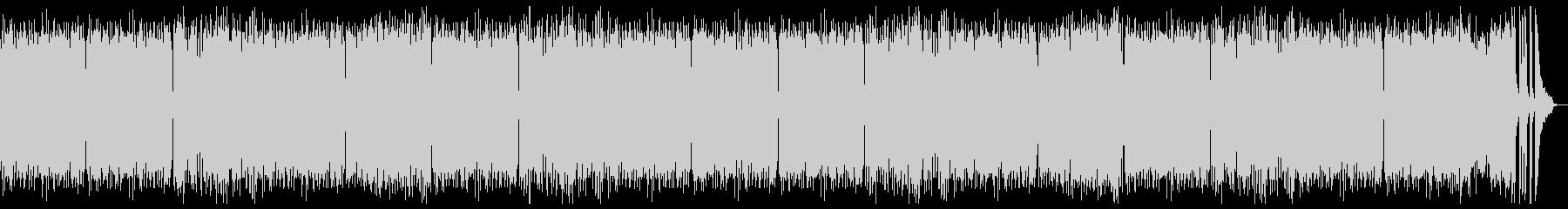 モーツアルト風の優しいピアノ:フル2回の未再生の波形