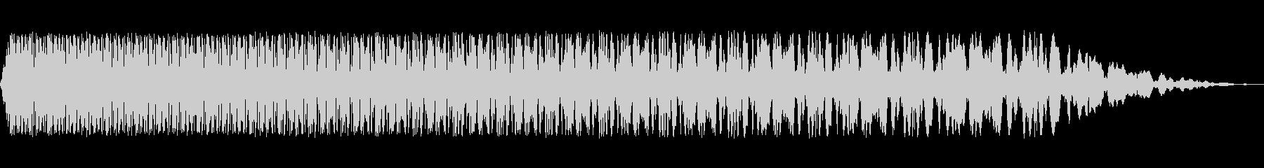 ウィンドダウンディスソルブ2の未再生の波形