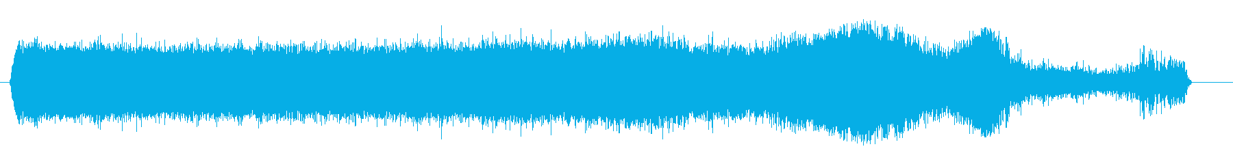 Gnat:アイドル/アウェイ。中程...の再生済みの波形