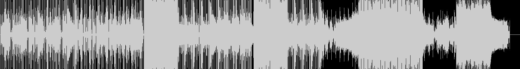 窓の未再生の波形