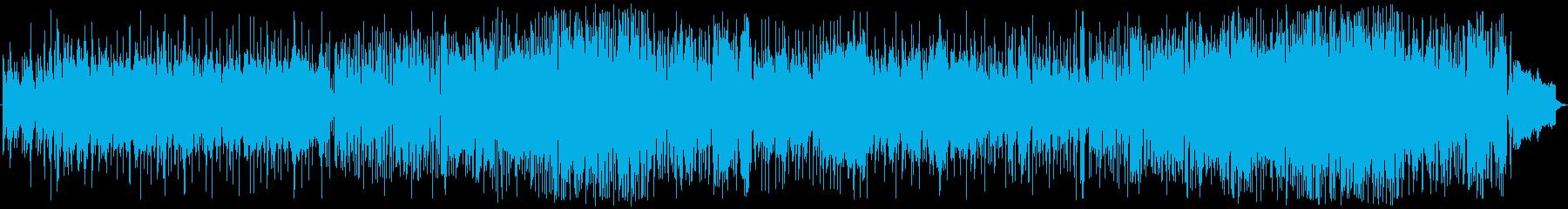 冬しらず一年中咲くカレンデュラの曲ですの再生済みの波形