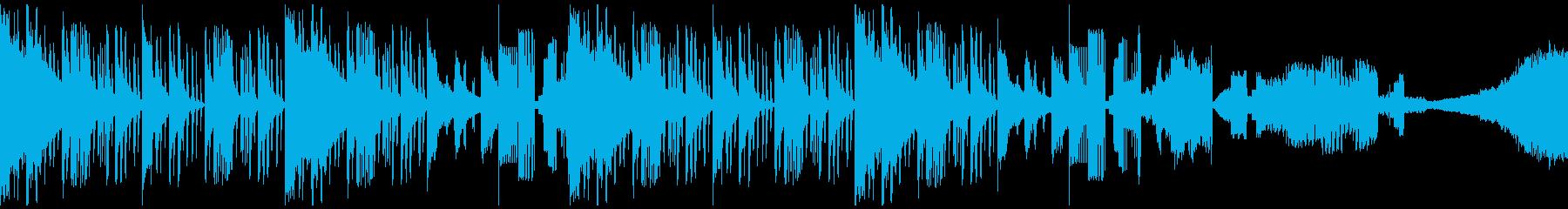 【オシャレで個性的TRAP/チルアウト】の再生済みの波形