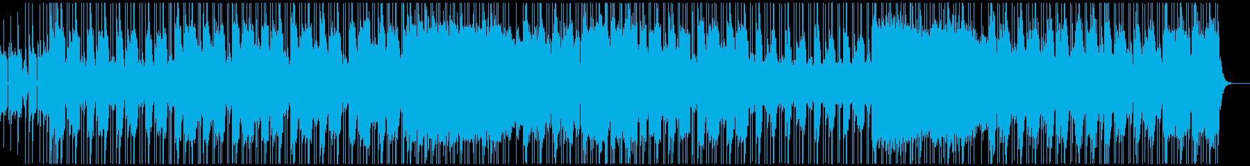 【ROCK】嵐の前の静けさの再生済みの波形