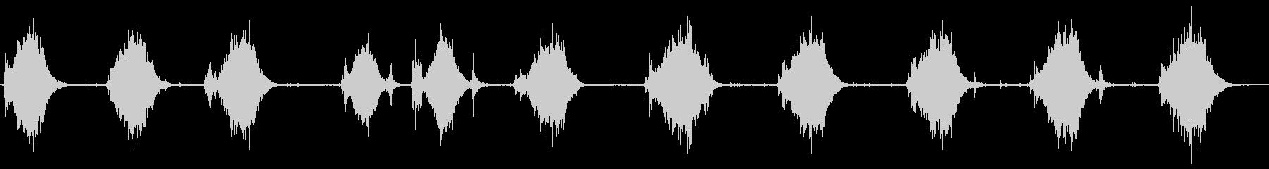ハードコーンブルーム:ロングスイー...の未再生の波形