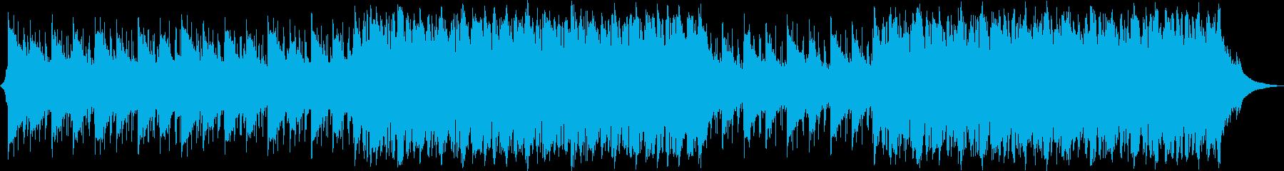 Digital Harmonyの再生済みの波形