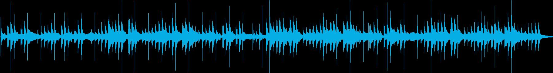 伝統的なインドの民俗音楽をクラシッ...の再生済みの波形