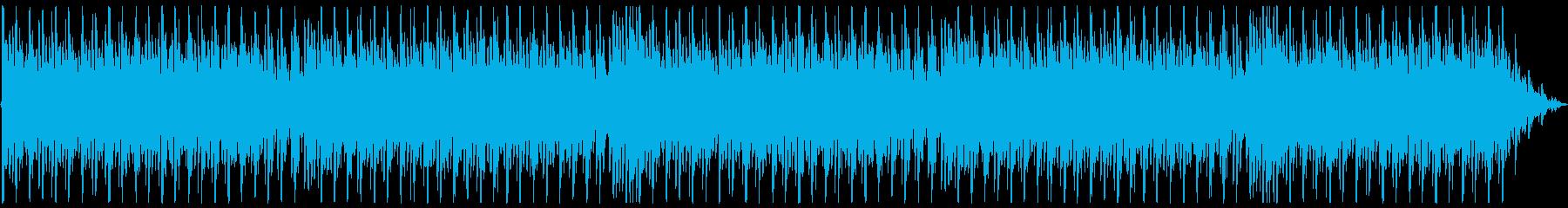 気高さと疾走感を描くクラシック曲:編集Bの再生済みの波形