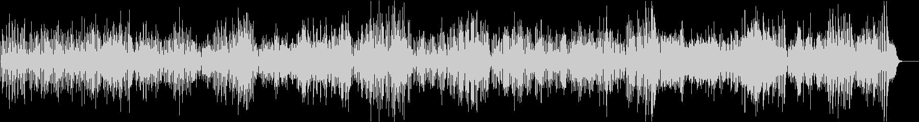 ヴィヴァルディ 協奏曲 イ短調 第1楽章の未再生の波形