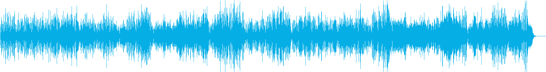 ヴィヴァルディ 協奏曲 イ短調 第1楽章の再生済みの波形