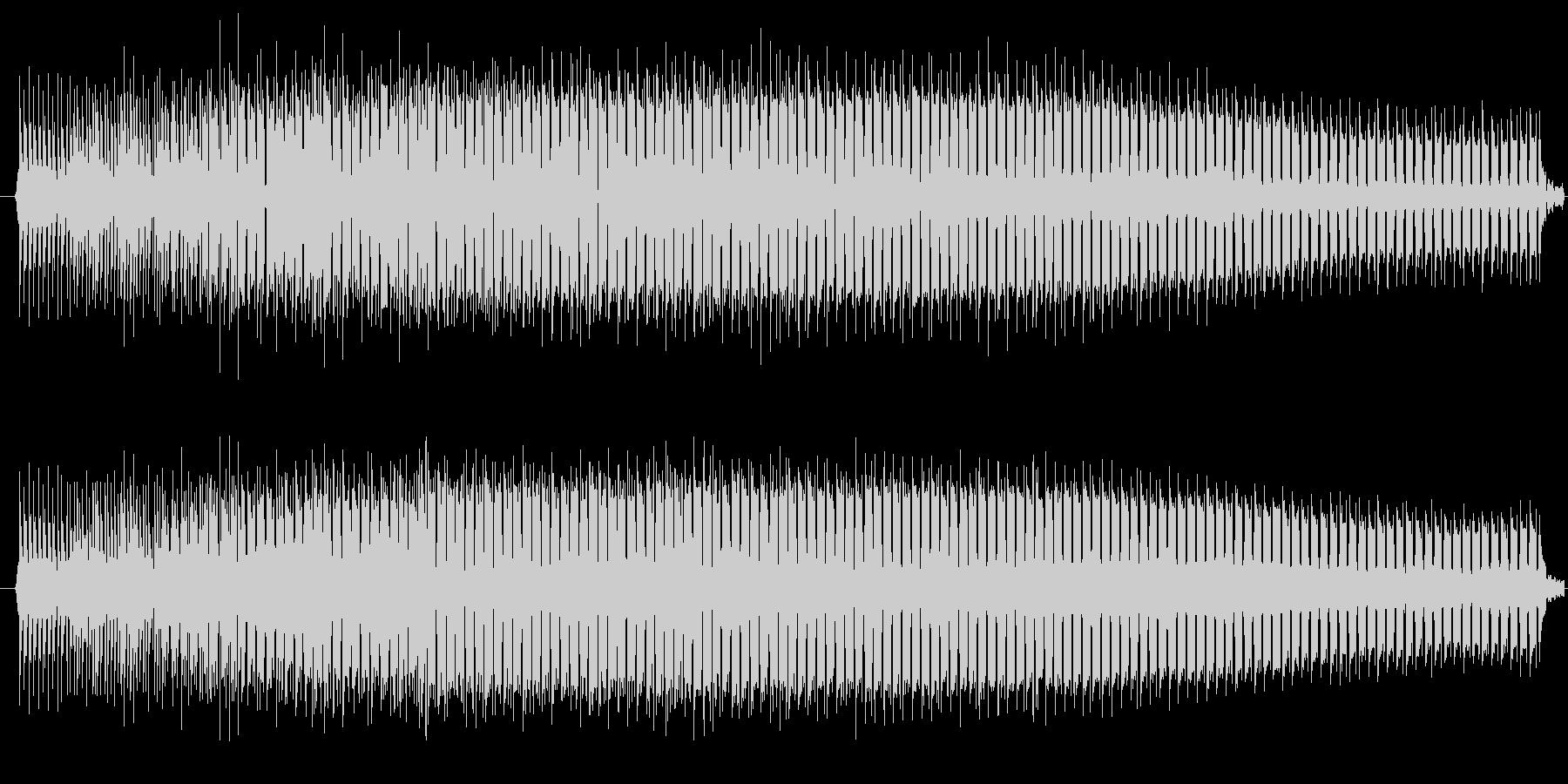 エネルギーがギュイイィン、と溜まる音で…の未再生の波形
