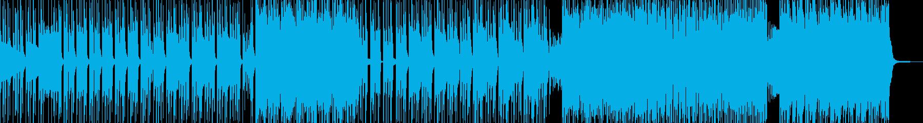 無機質&異次元・妖艶なヒップホップ B2の再生済みの波形