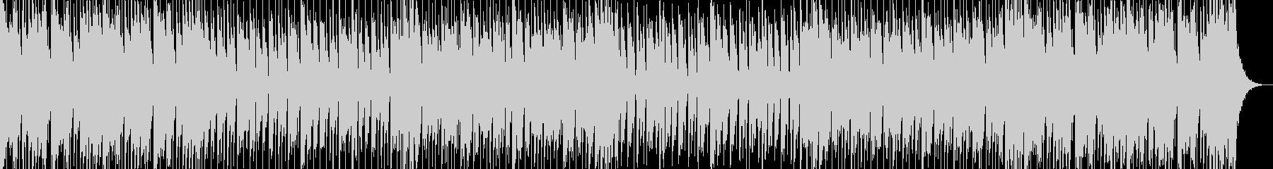 ディスコサウンドなんの未再生の波形