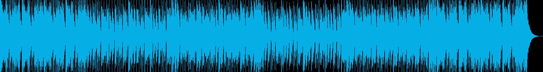 ディスコサウンドなんの再生済みの波形